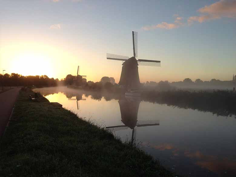 Windmühle, Alkmaar
