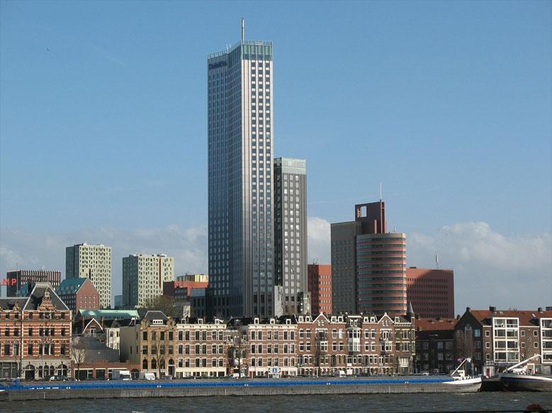 Architektur, Rotterdam
