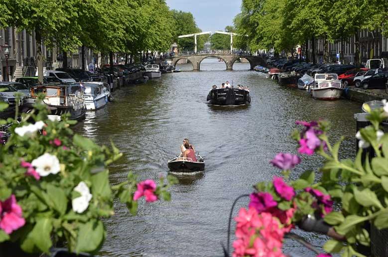 Busreise Amsterdam, Holland