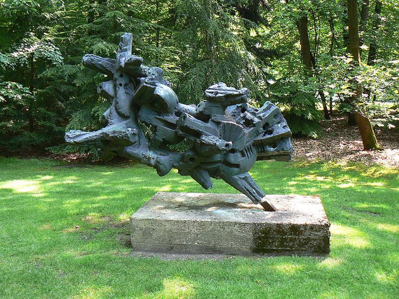 Skulpturenpark im Nationalpark De Hoge Veluwe, Gelderland