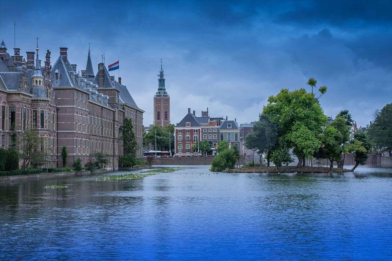 Den Haag in Südholland