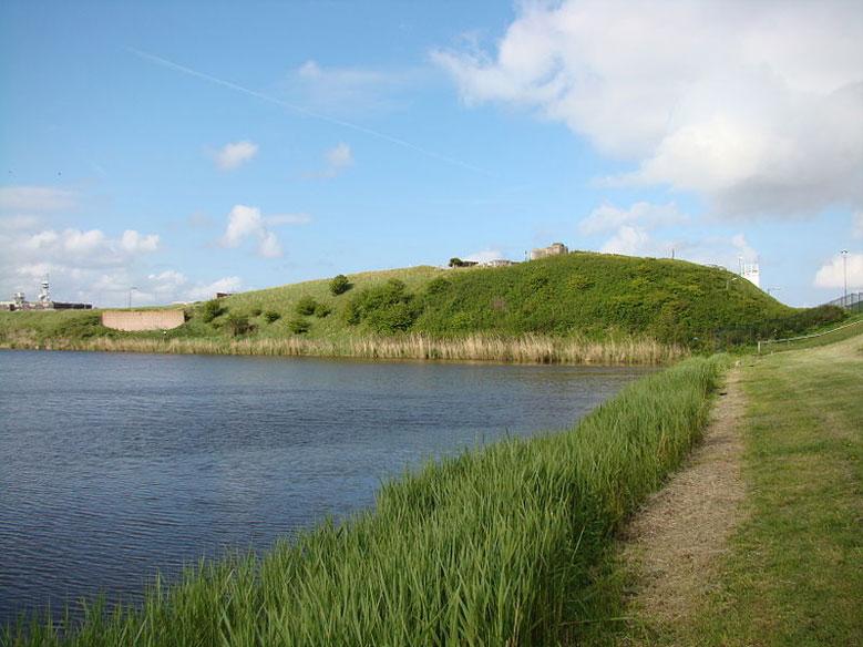 Landschaft um Den Helder, Nordholland