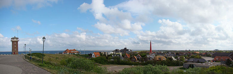 Den Helder in Nordholland