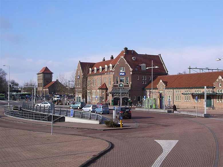 Der Bahnhof von Deventer