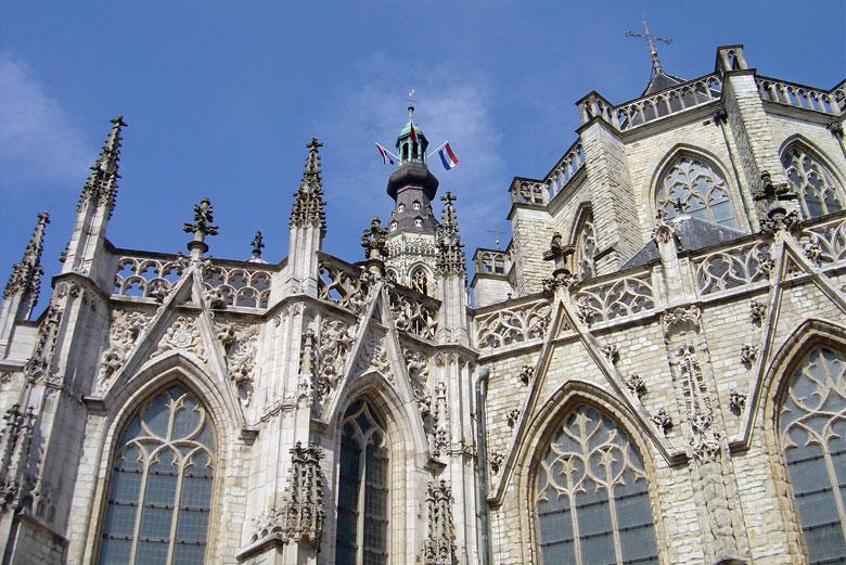 Kirche in Breda