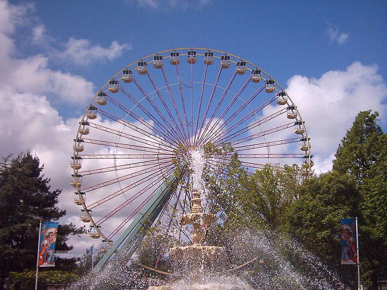 Freizeitpark Walibi, Holland