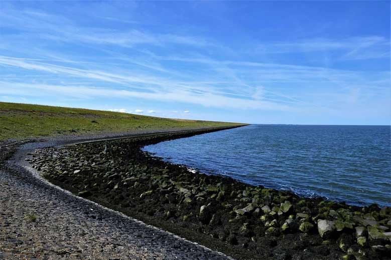 In Friesland an der Nordseeküste