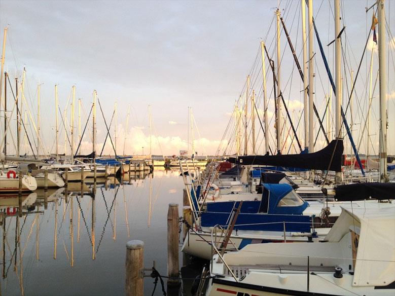 Yachthafen von Grevelingen, Zeeland
