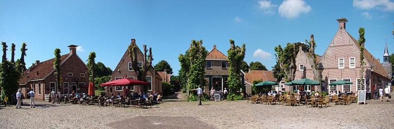 Urlaub in Groningen, Festung Bourtange