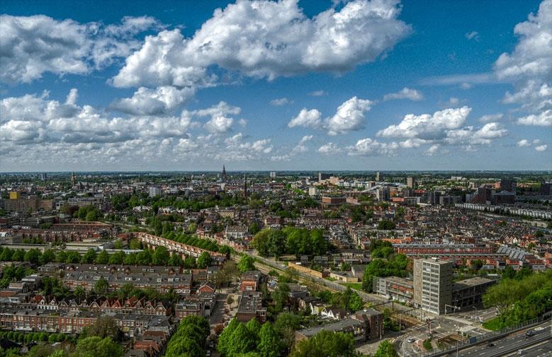 Urlaub in Groningen, Niederlande