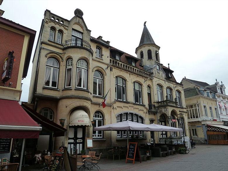 Grote Straat in Valkenburg