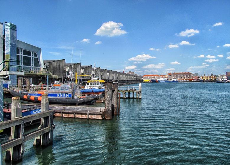 Hafen von Scheveningen, Südholland