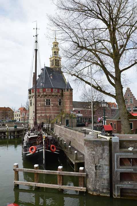 Hafen von Hoorn