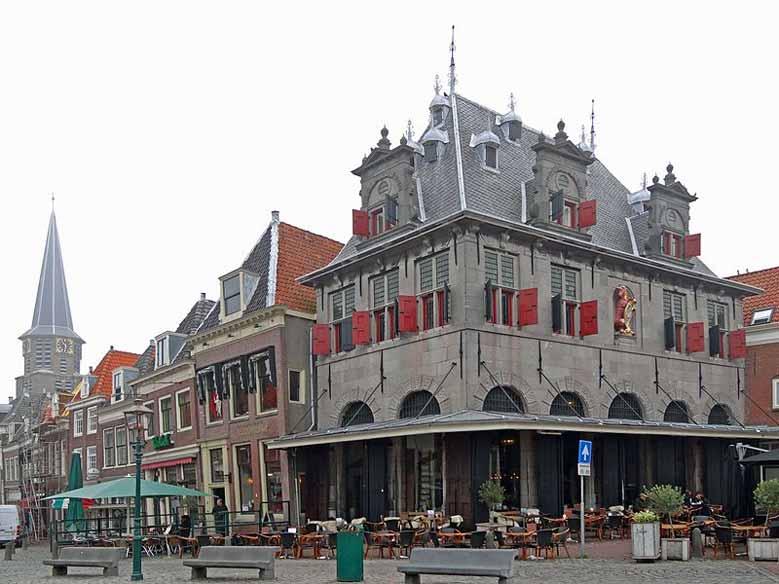 Waagenhaus von Hoorn