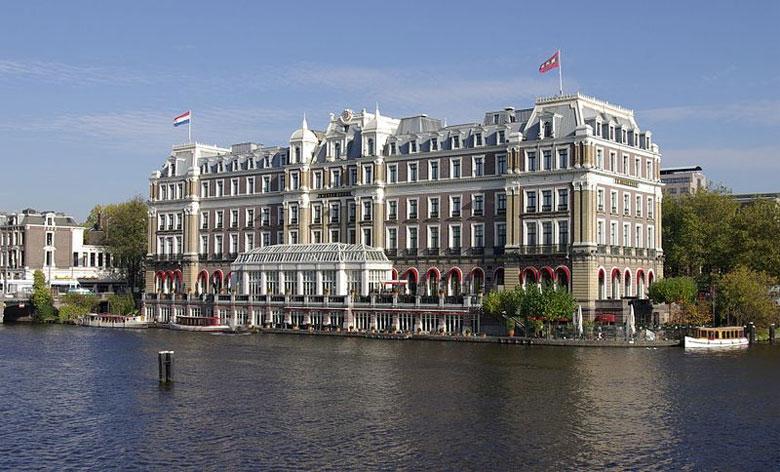 Hotel in Amsterdam, Niederlande