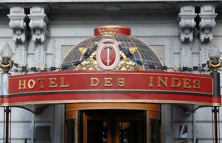 Hotel Des Indes in Den Haag