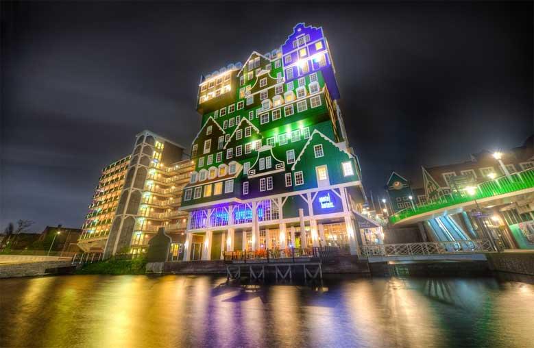 Inntel Hotel in Zaandam/Zaanstad