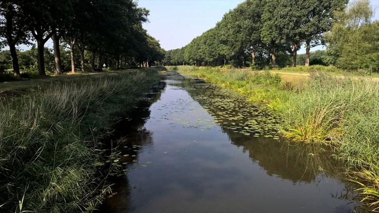 Kanal bei Almelo