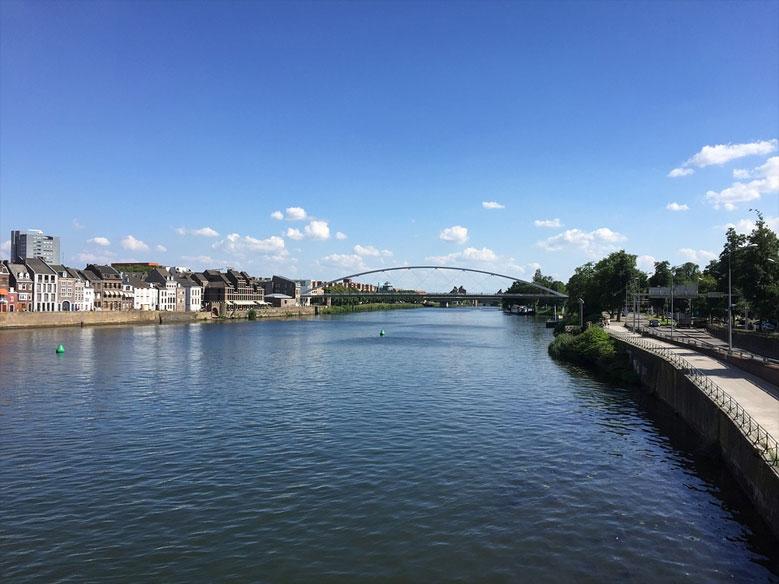 Maas, Maastricht