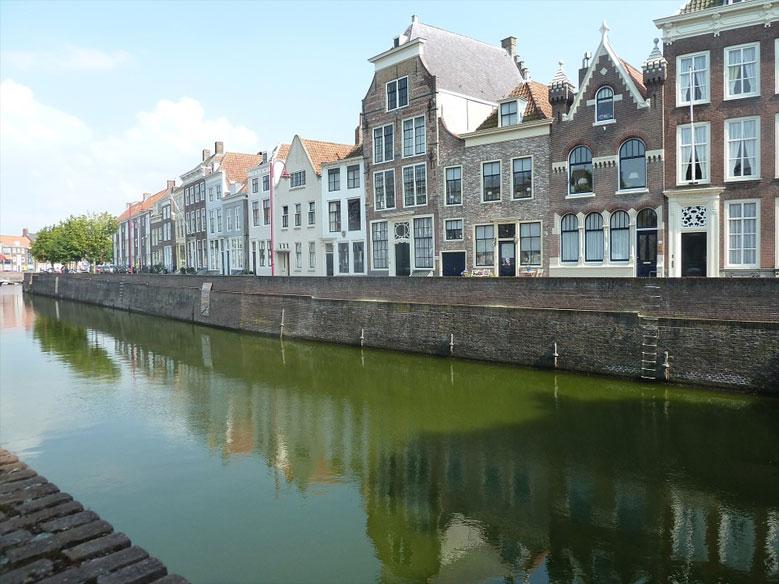 Urlaub in Middelburg, Zeeland