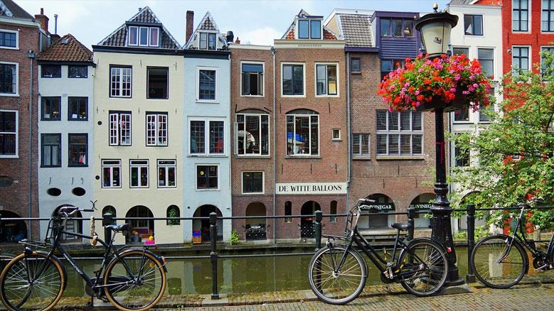 Radfahren in der Provinz Utrecht