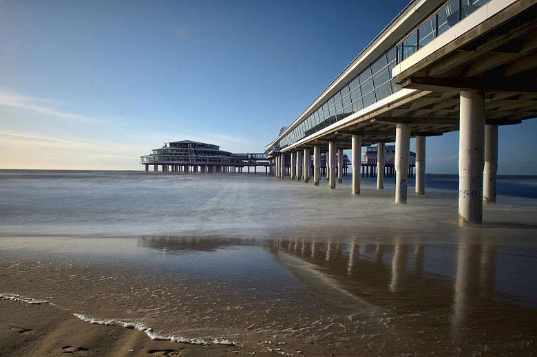 Pier von Scheveningen, Südholland
