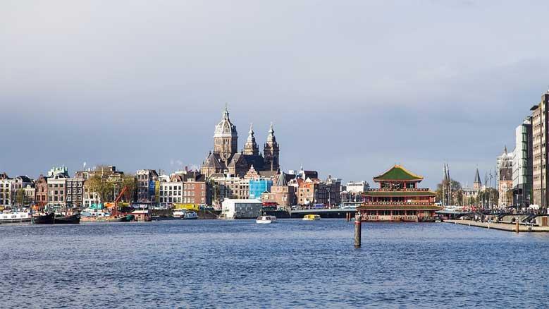 Urlaub in Amsterdam, Holland