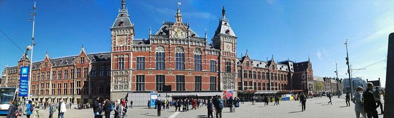 Städtereise Amsterdam, Holland