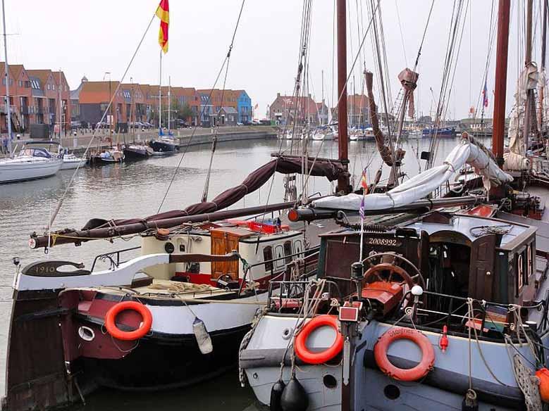 Hafen von Stavoren
