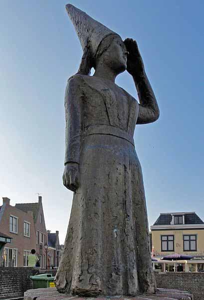 Statue von Stavoren