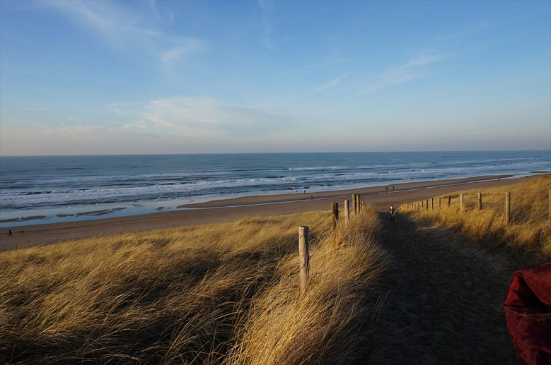 Strand Noordwijk, Südholland