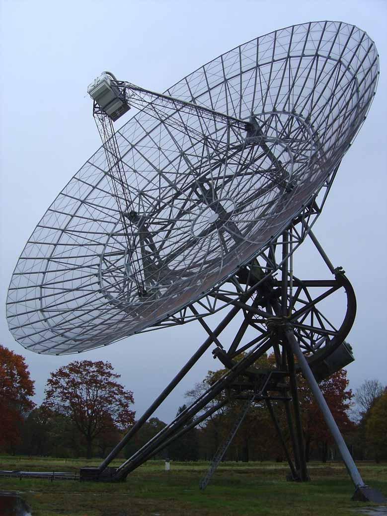 Funk-Teleskop in Dwingeloo