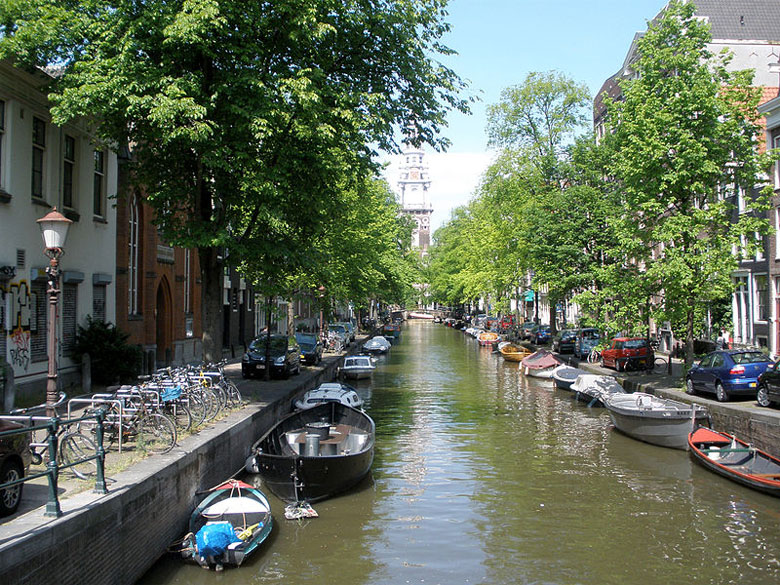 Urlaub in Amsterdam, Holland