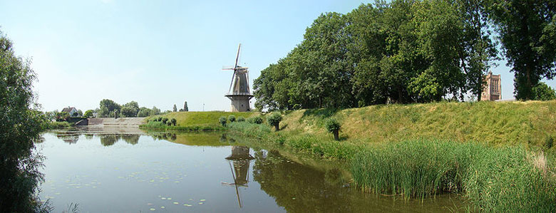 Urlaub in Nordbrabant, Holland