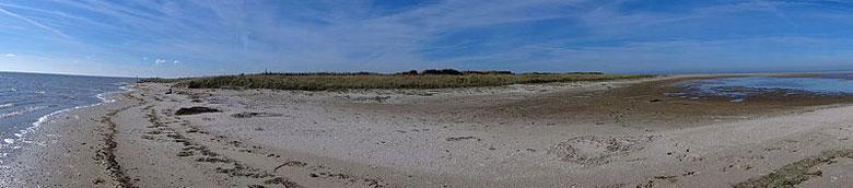 Urlaub auf Schiermonnikoog, Holland