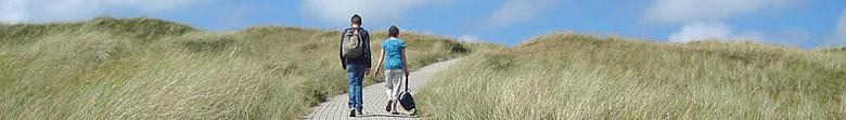 Urlaub auf Texel, Niederländische Inseln