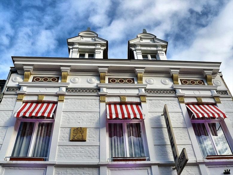 Das Hotel La Casa, Valkenburg