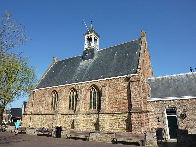 Protestantse Kerk in Vrouwenpolder, Zeeland