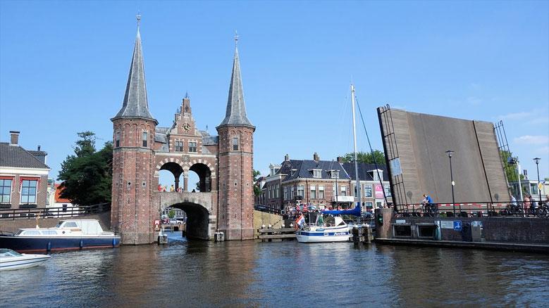 Wassertor in Sneek, Friesland