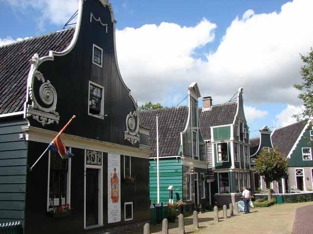 Zaanse Schans, Nordholland