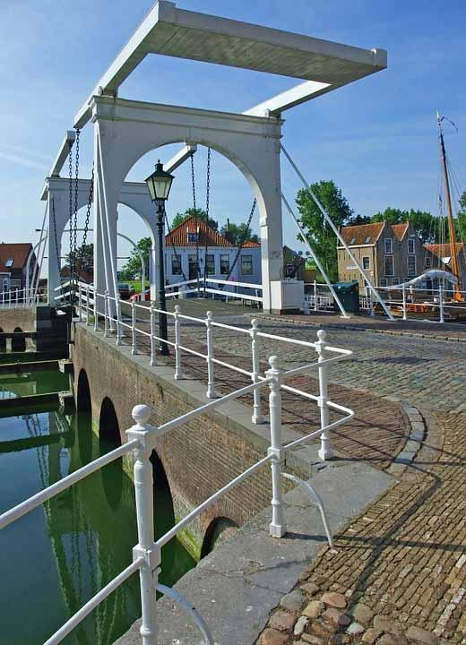 Klapp-Brücke, Zierikzee