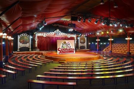 Amerikanischer Zirkus, Freizeitpark Slagharen