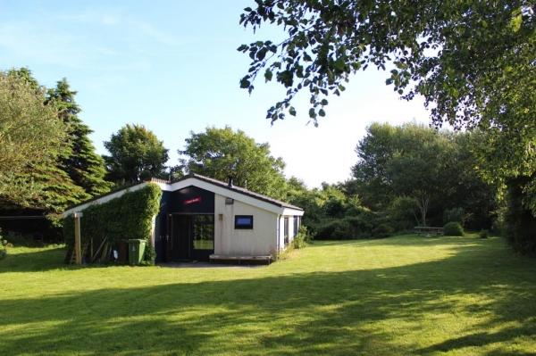 Vorderansicht Dünenhaus in Ouddorp